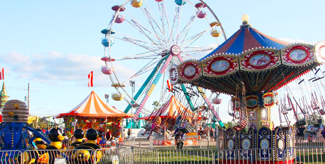 There's an epic country fair near Montreal next month