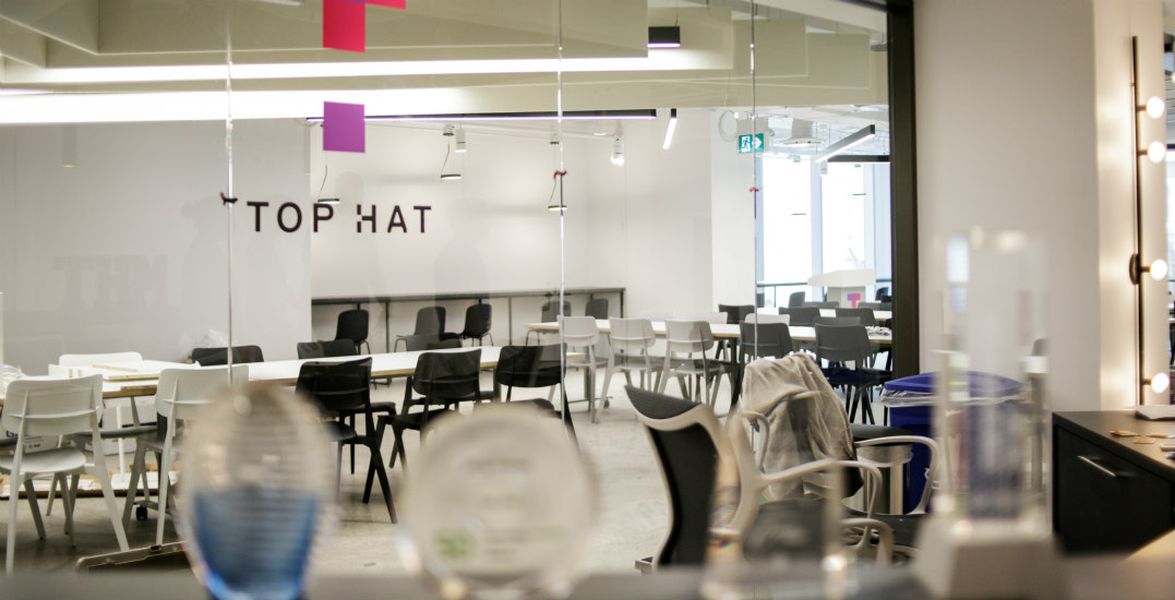 High-growth startup Top Hat is hiring sales roles, and you need to apply now