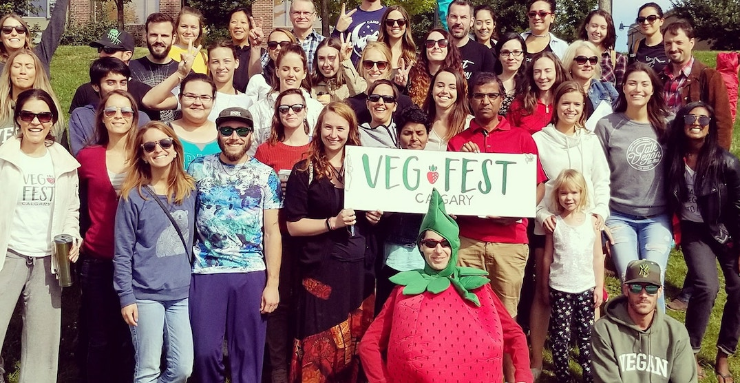 VegFest Calgary will be back in the city next month