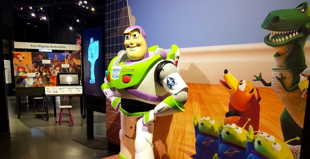 Science behind pixar vancouver science world f