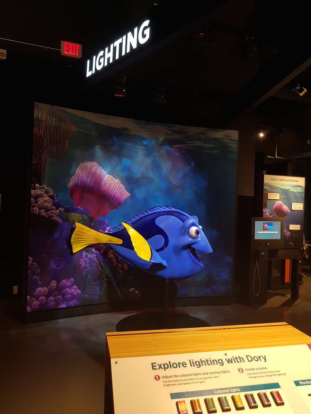 First Look At Disney's Science Behind Pixar Exhibition At