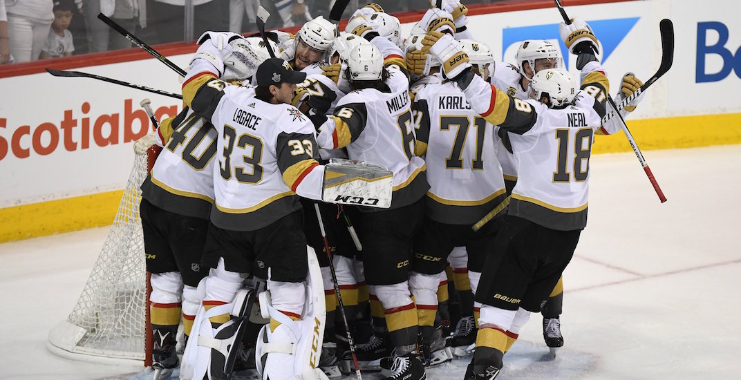 Expansion Vegas Golden Knights qualify for Stanley Cup Final