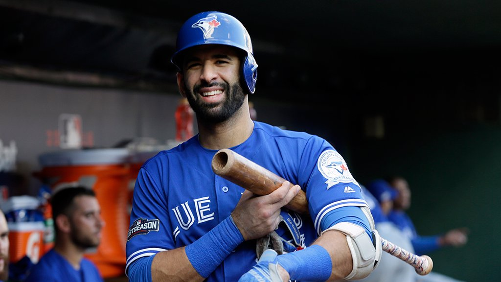 Former Blue Jays star Jose Bautista eyeing a comeback as a pitcher