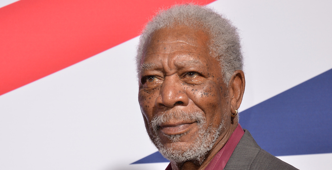 Calgarians jealous about Morgan Freeman voicing Vancouver transit
