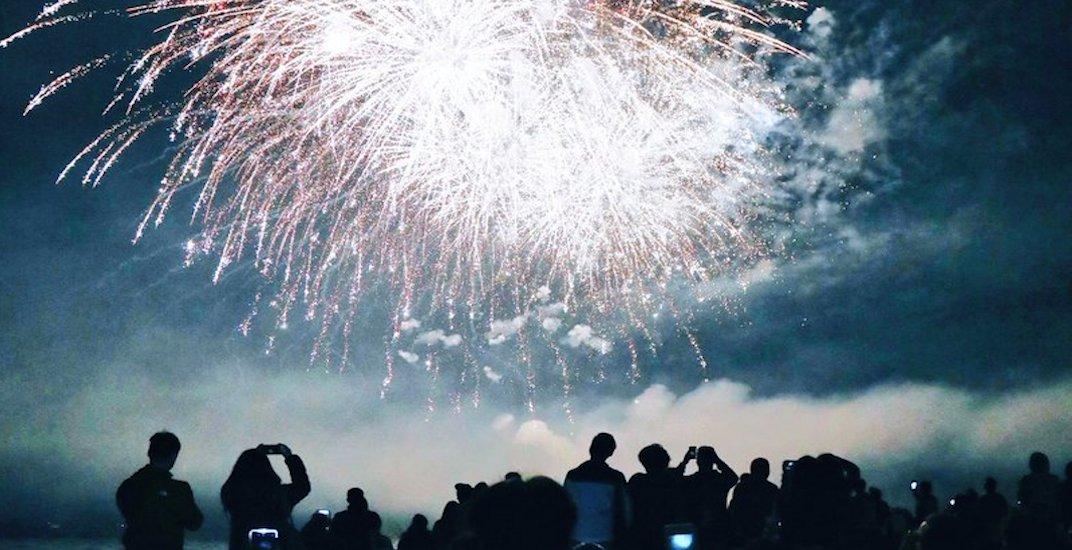 Victoria Day fireworks light up Toronto skies (PHOTOS)
