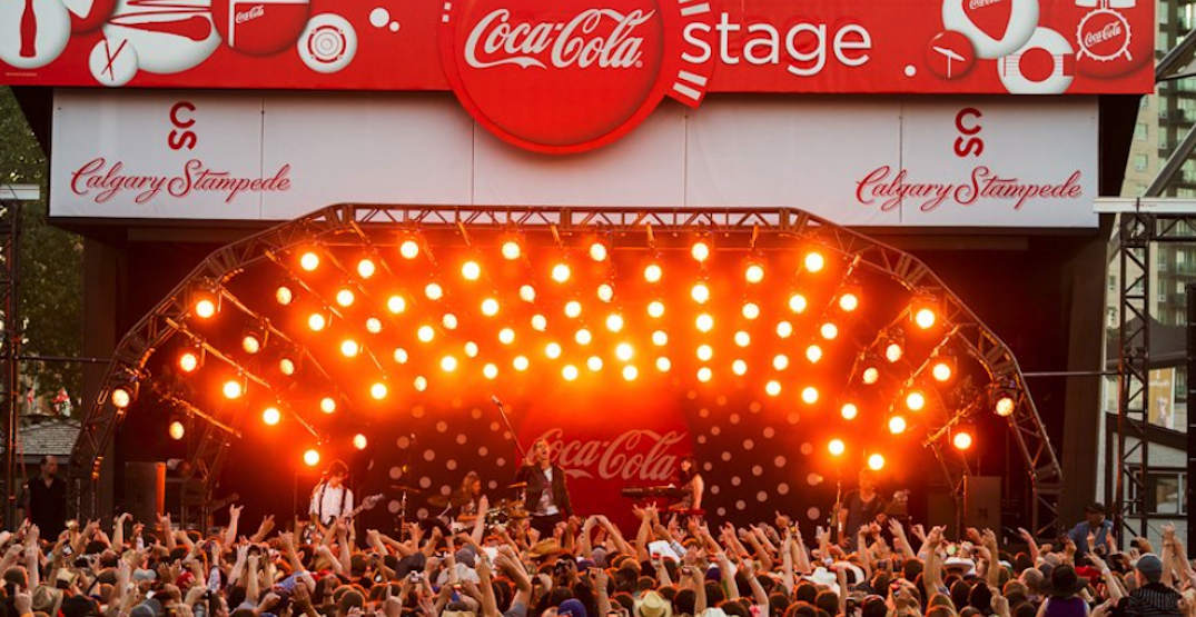 Calgary Stampede organizers release 2019 Coca-Cola Stage lineup