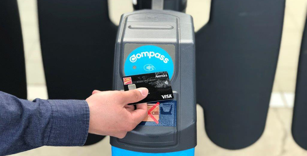 TransLink riders can pay with credit cards and mobile payment apps starting today