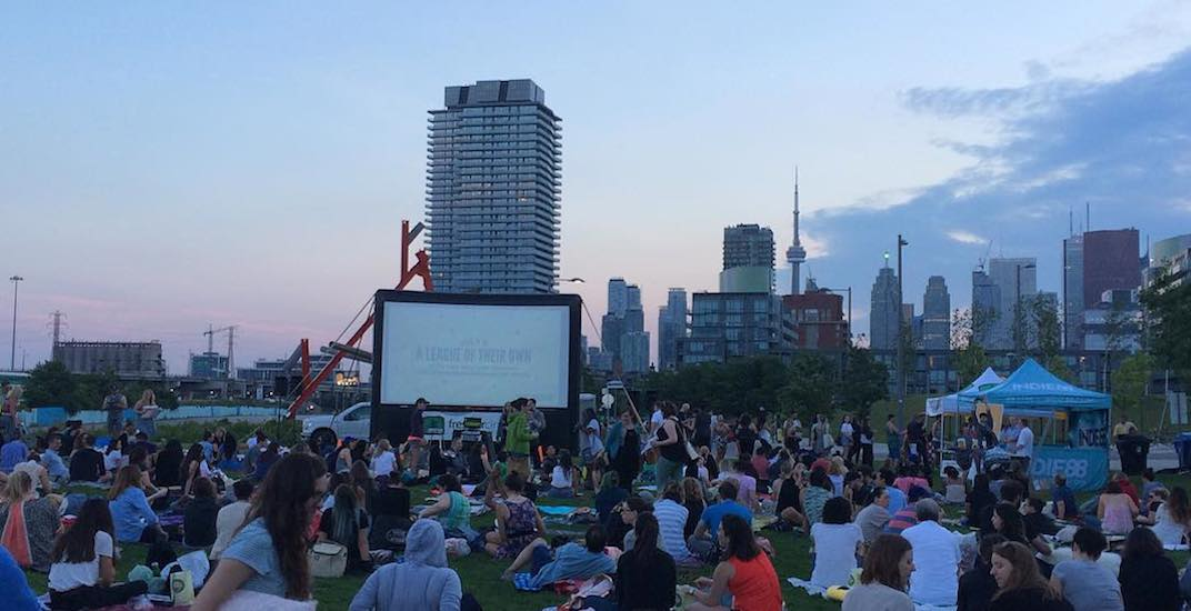 All the movies you can watch for FREE at Corktown Common Park this summer
