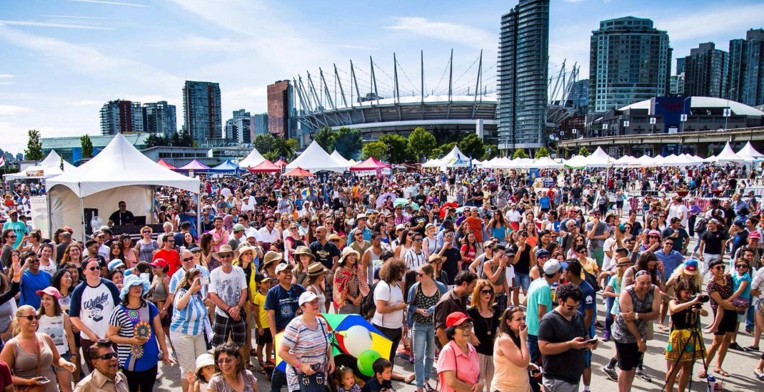 A huge Latin American festival is happening in Vancouver next month
