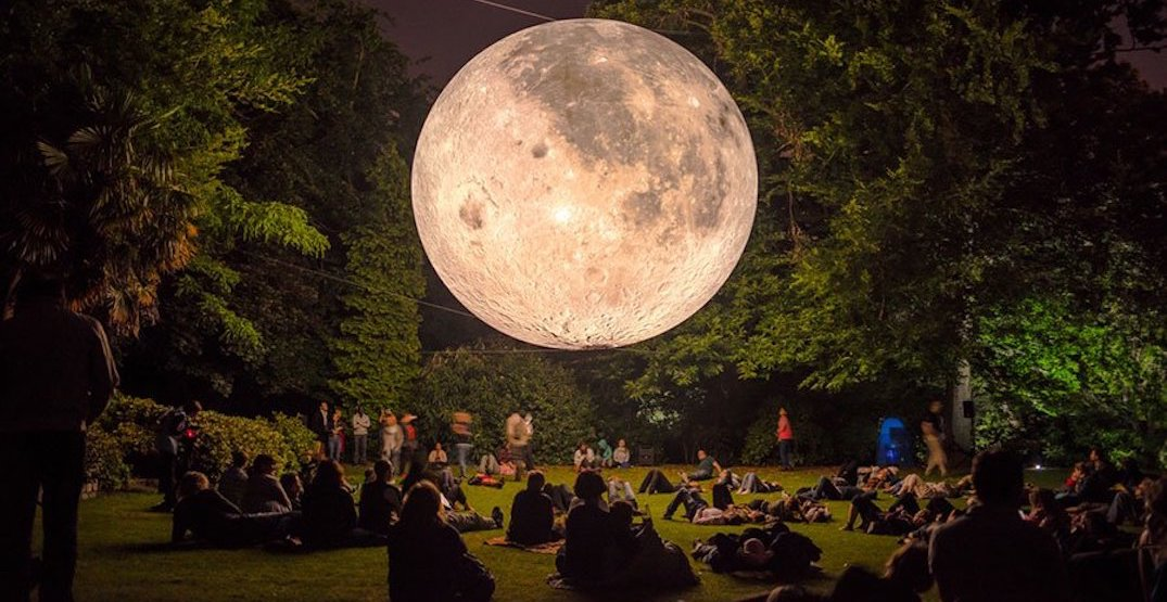 Museum of the Moon is coming to Ontario for the first time ever this summer (VIDEO)