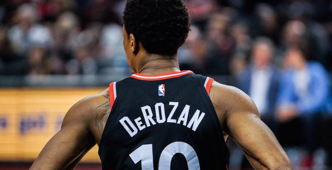 Raptors fans concerned after DeRozan's cryptic Instagram message