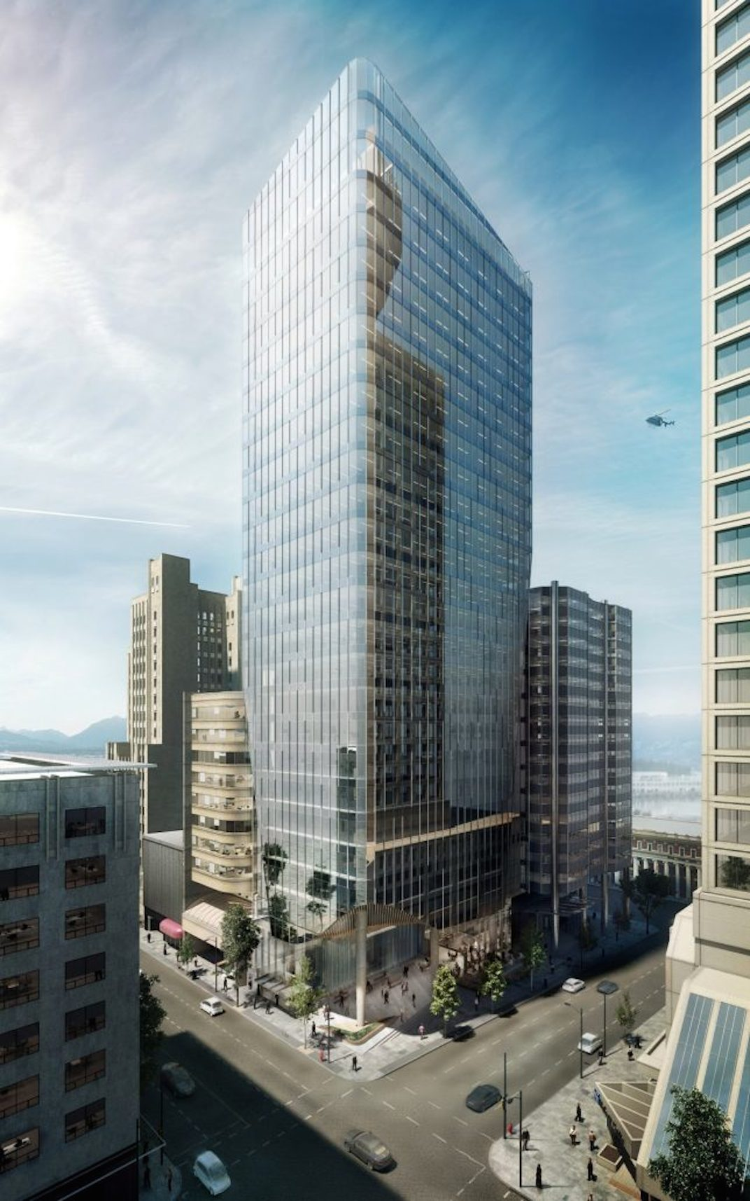 601 West Hastings Vancouver