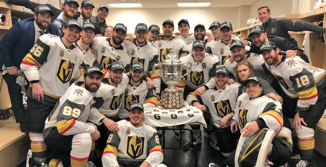 How the Vegas Golden Knights built a Stanley Cup contender in one year