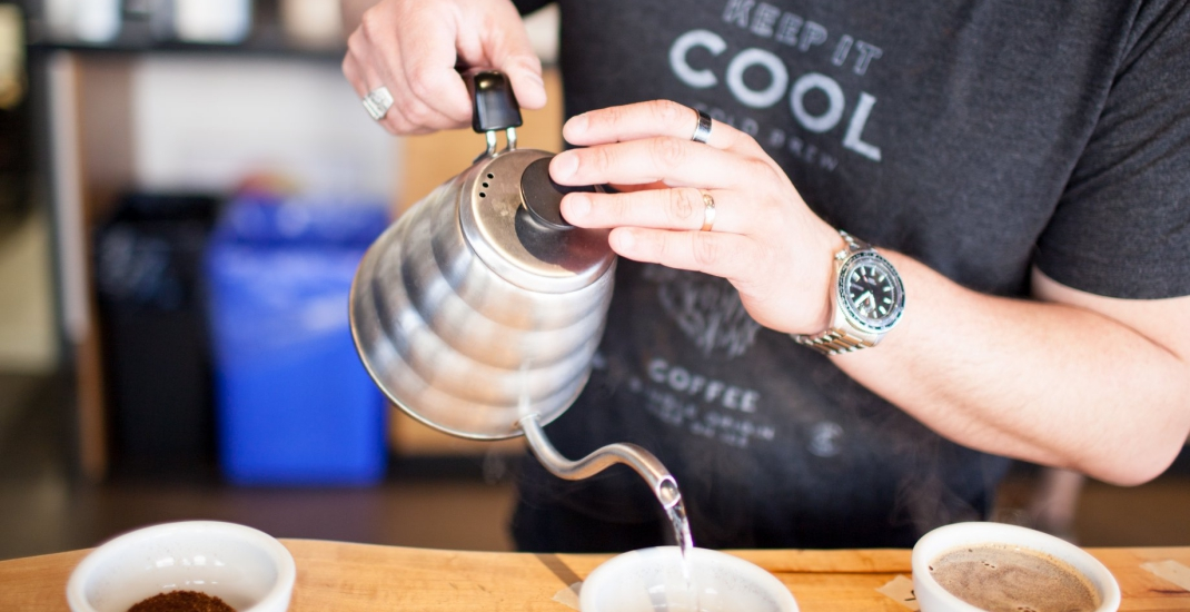 A two-day coffee festival is happening in Toronto this weekend