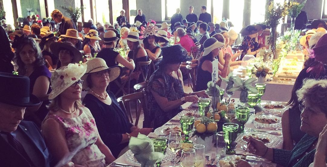 Montrealers break out their most stylish chapeaux at this luncheon fundraiser next month
