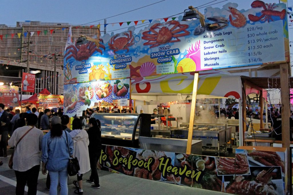 This year s richmond night market will take you on a for Fish market richmond va