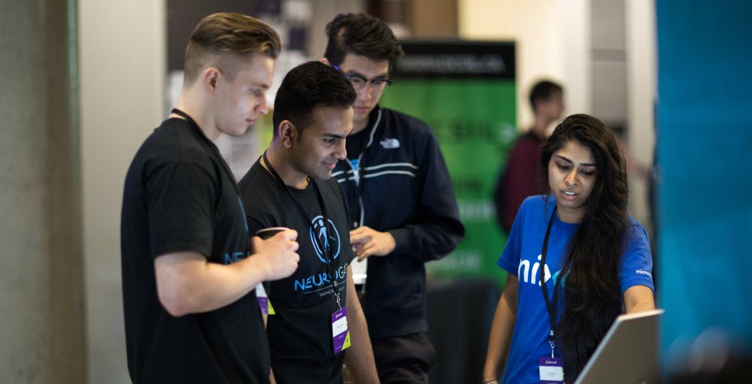 For the first time, Vancouver is hosting the Imagine Cup Canadian Finals