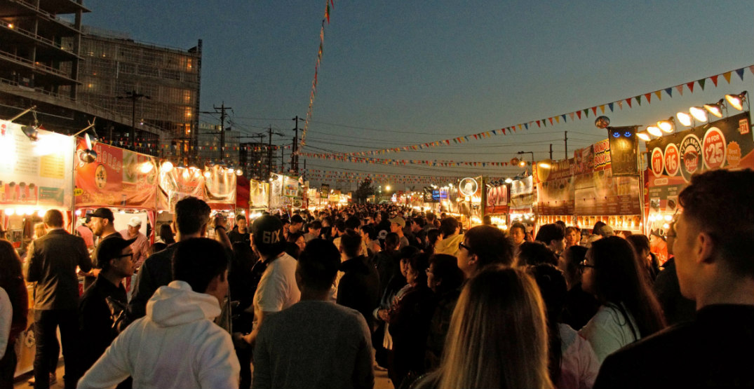 This year's Richmond Night Market will take you on a tropical foodie vacation