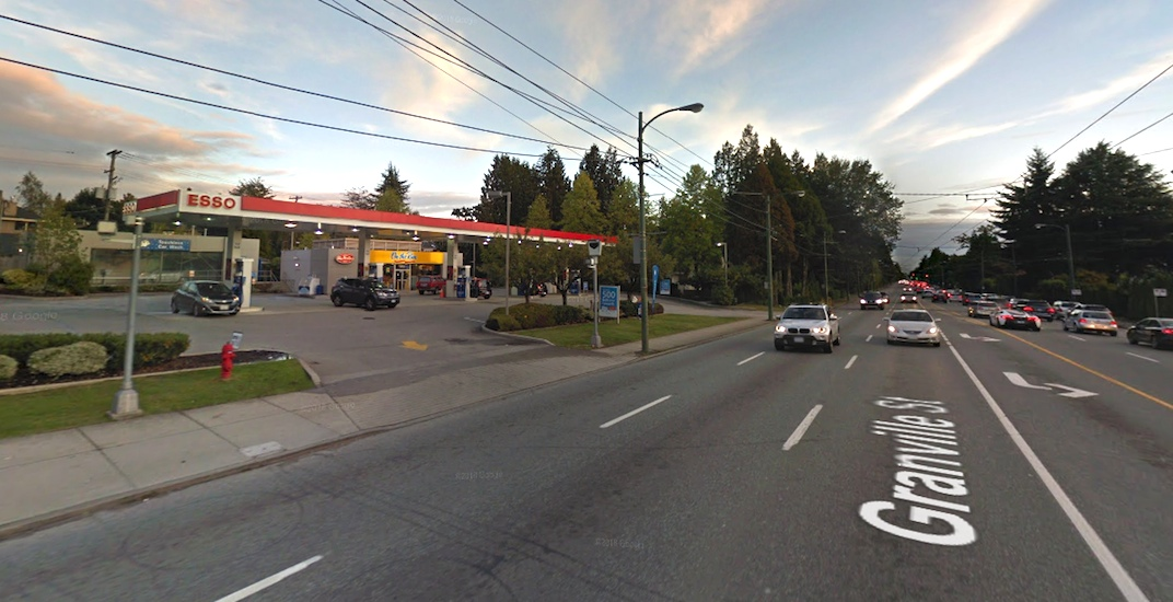 Gas Station For Sale In Alberta >> Four more Esso gas stations in Vancouver listed for sale ...