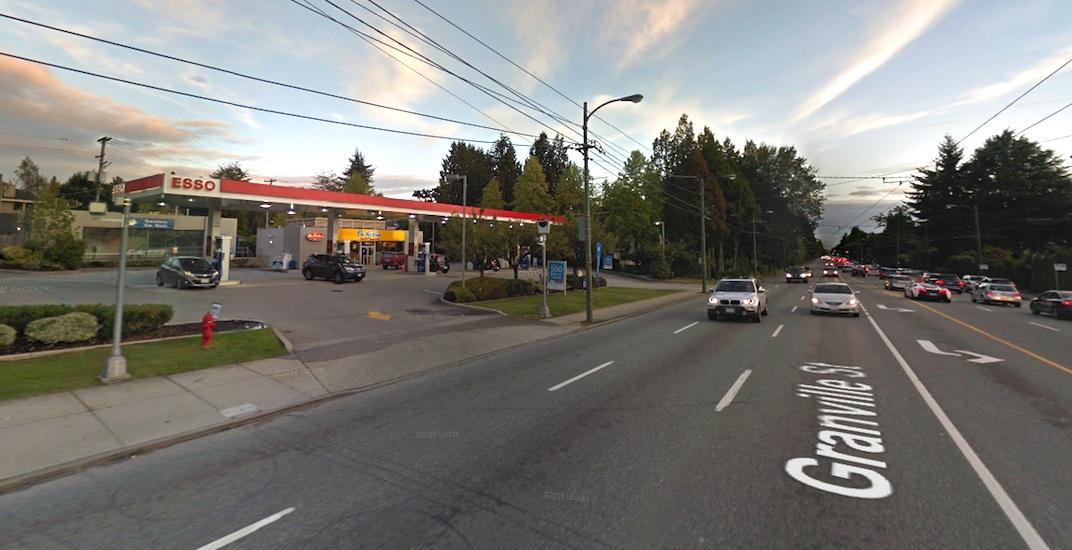 5702 granville street esso gas station