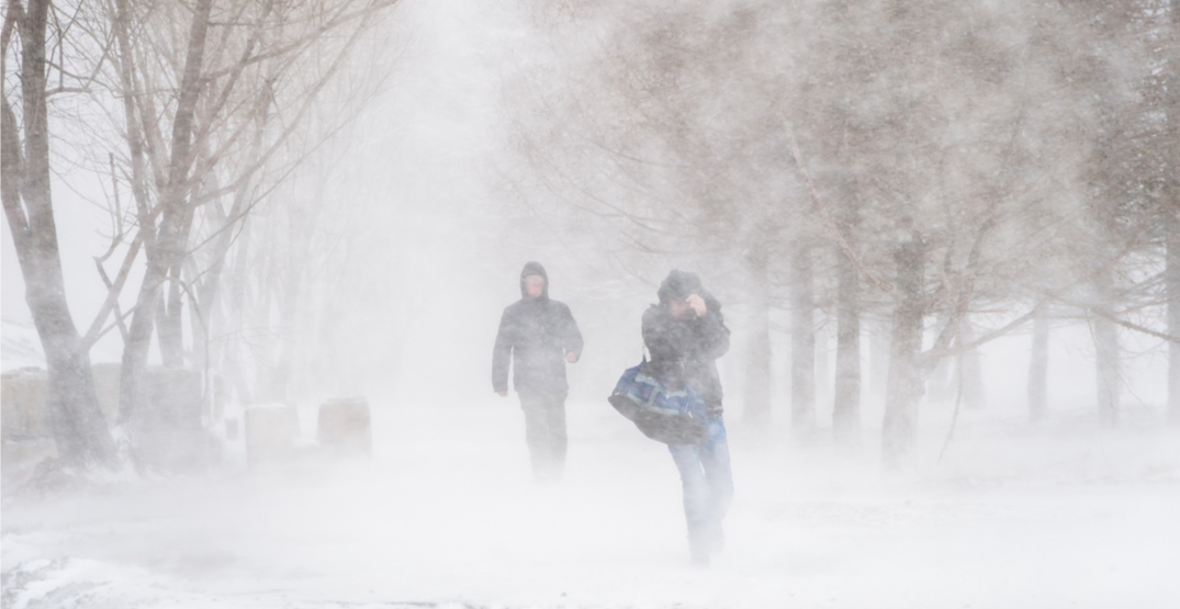 Eastern Canada Is About to Get Hit With 30 Cm of Snow