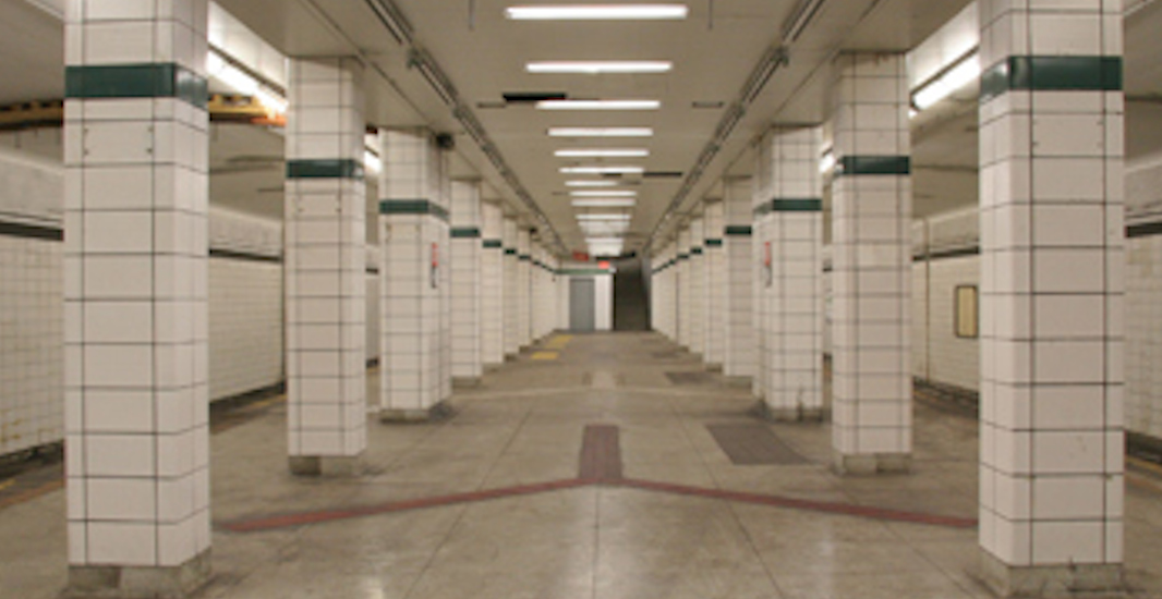 Bay lower station
