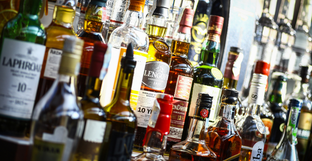 Vancouver Police make arrest in connection to $100,000 liquor theft