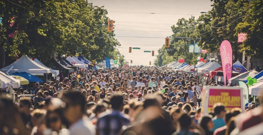 Check out what's new at the Khatsahlano Street Party 2019