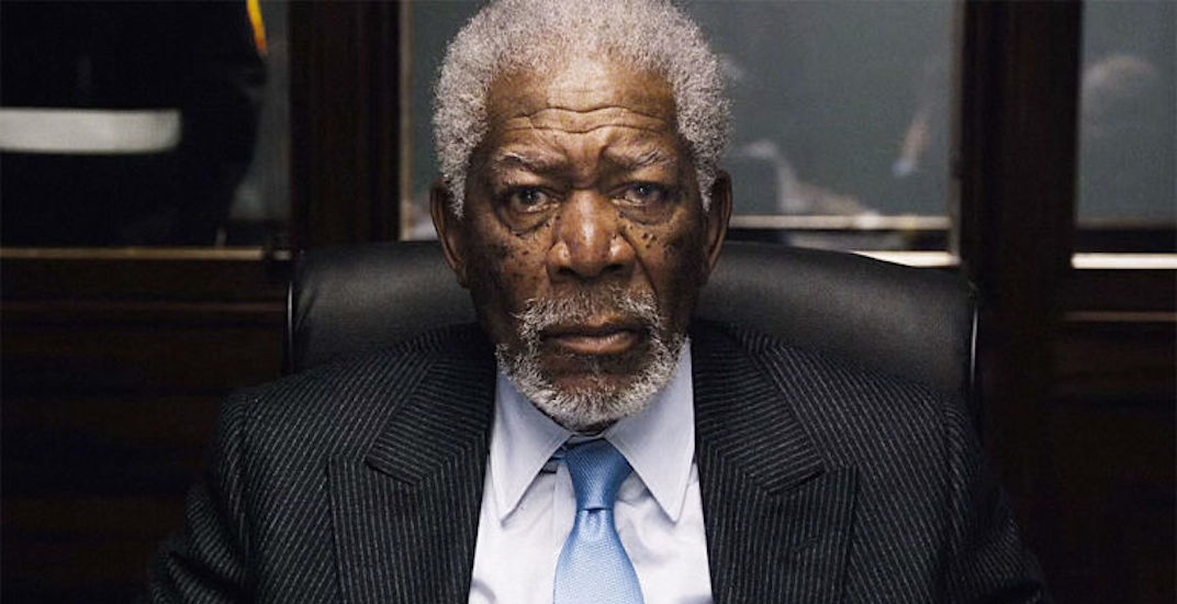 11 recordings of Morgan Freeman's announcements on SkyTrain and buses (VIDEO)