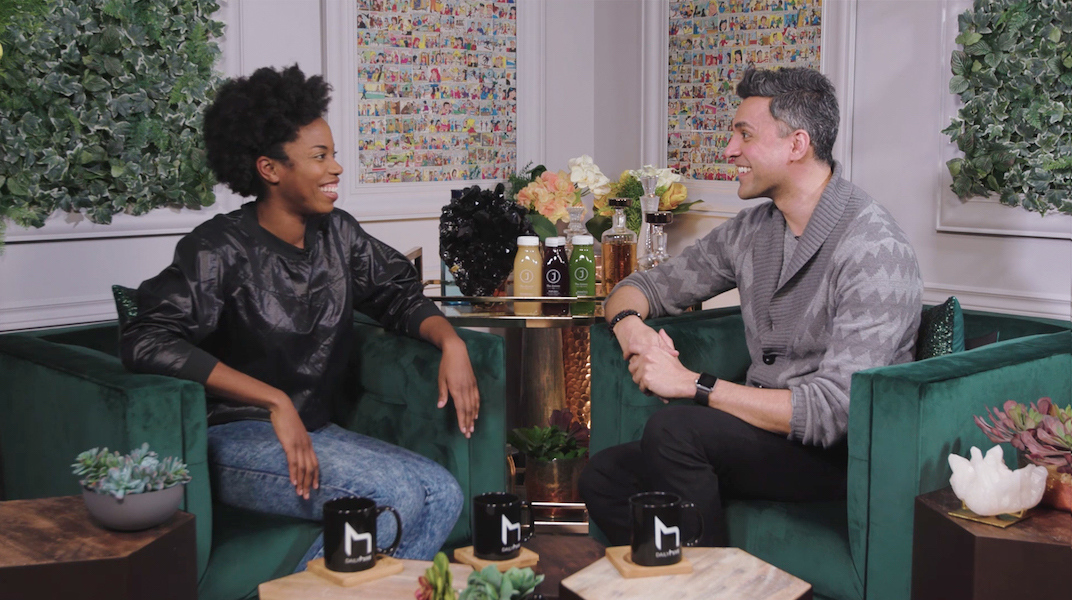 Sasheer Zamata on 'SNL' and the anatomy of a good joke (VIDEO)