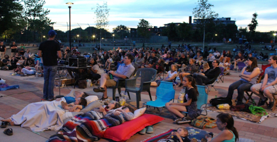 All the movies you can see for FREE at Sorauren Park this summer