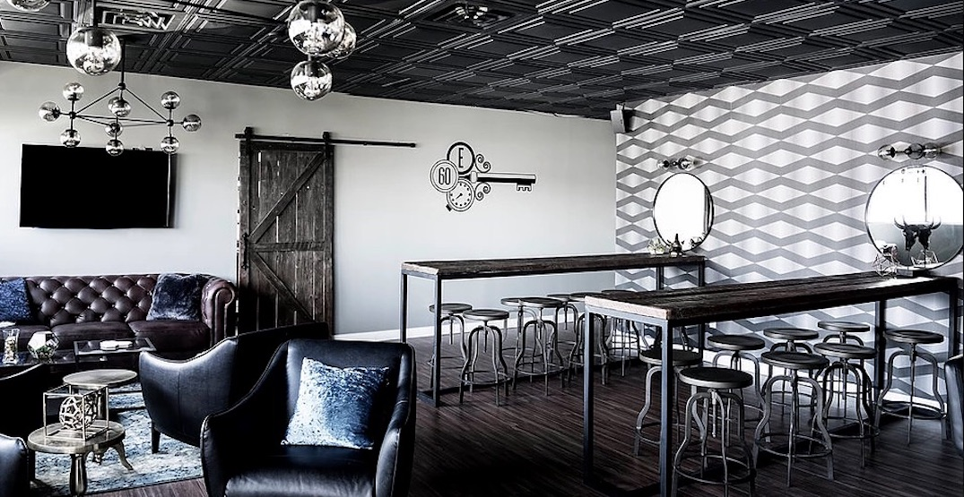 Calgary is home to this super classy escape room (PHOTOS)