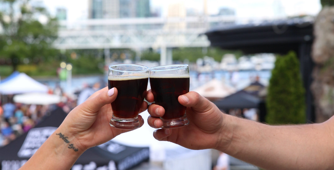 Win 4 VIP tickets to the Toronto Craft Beer Festival on June 24 (CONTEST)