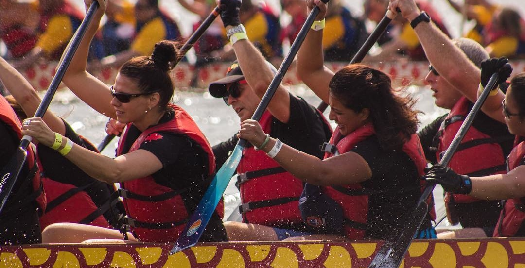 Montreal's annual Dragon Boat Challenge returns to the Lachine Canal next month