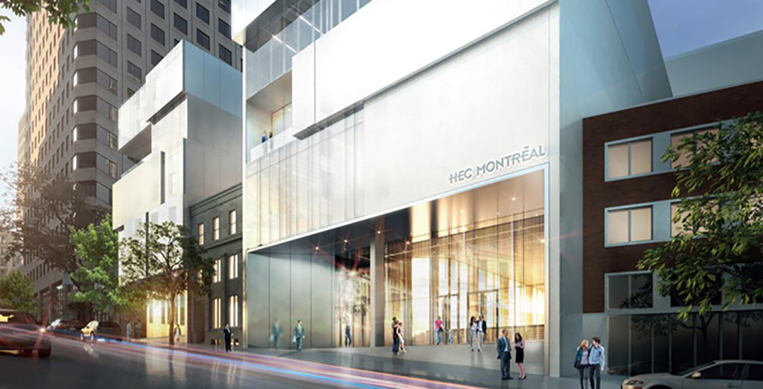 HEC Montreal gets approval for $183M building near St. Patrick's Basilica