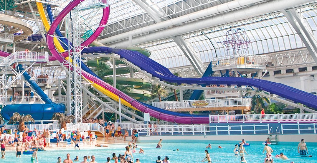 Stay cool this summer at these 4 amazing water parks in Alberta