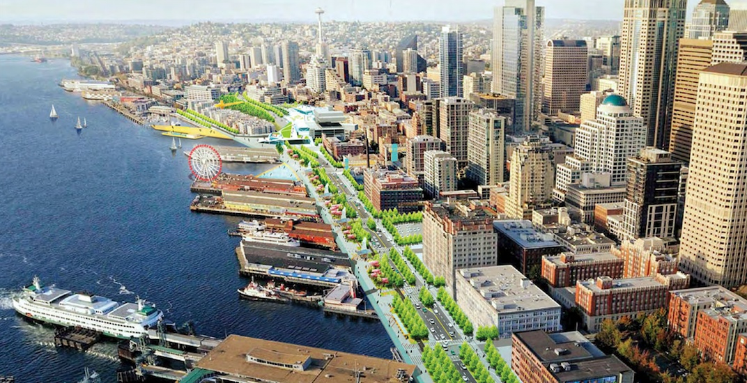 The differences between Seattle and Vancouver's viaduct demolition plans
