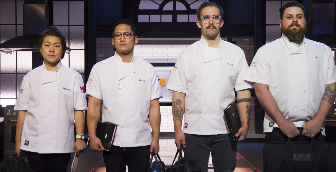 Top chef finalists