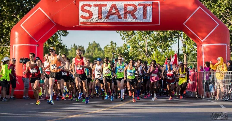 Calgary marathon suspended amid coronavirus concerns