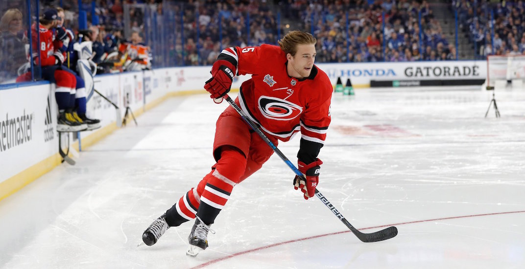 Canucks rumoured to have interest in All-Star defenceman Noah Hanifin
