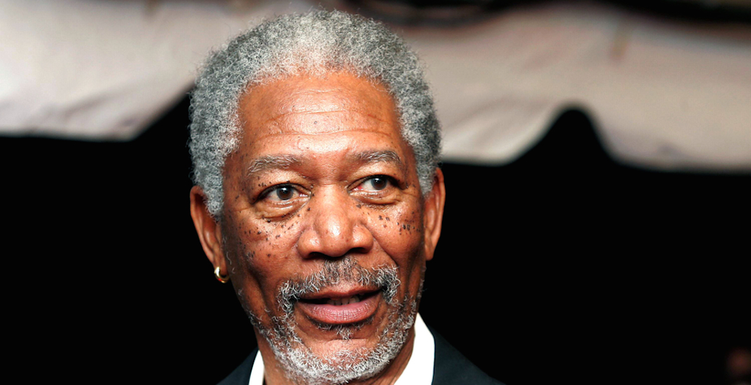 Morgan freeman edison
