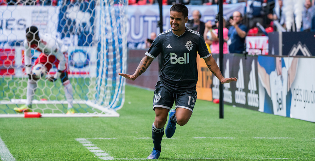 Techera scores first Whitecaps hat trick in almost 5 years (VIDEOS)