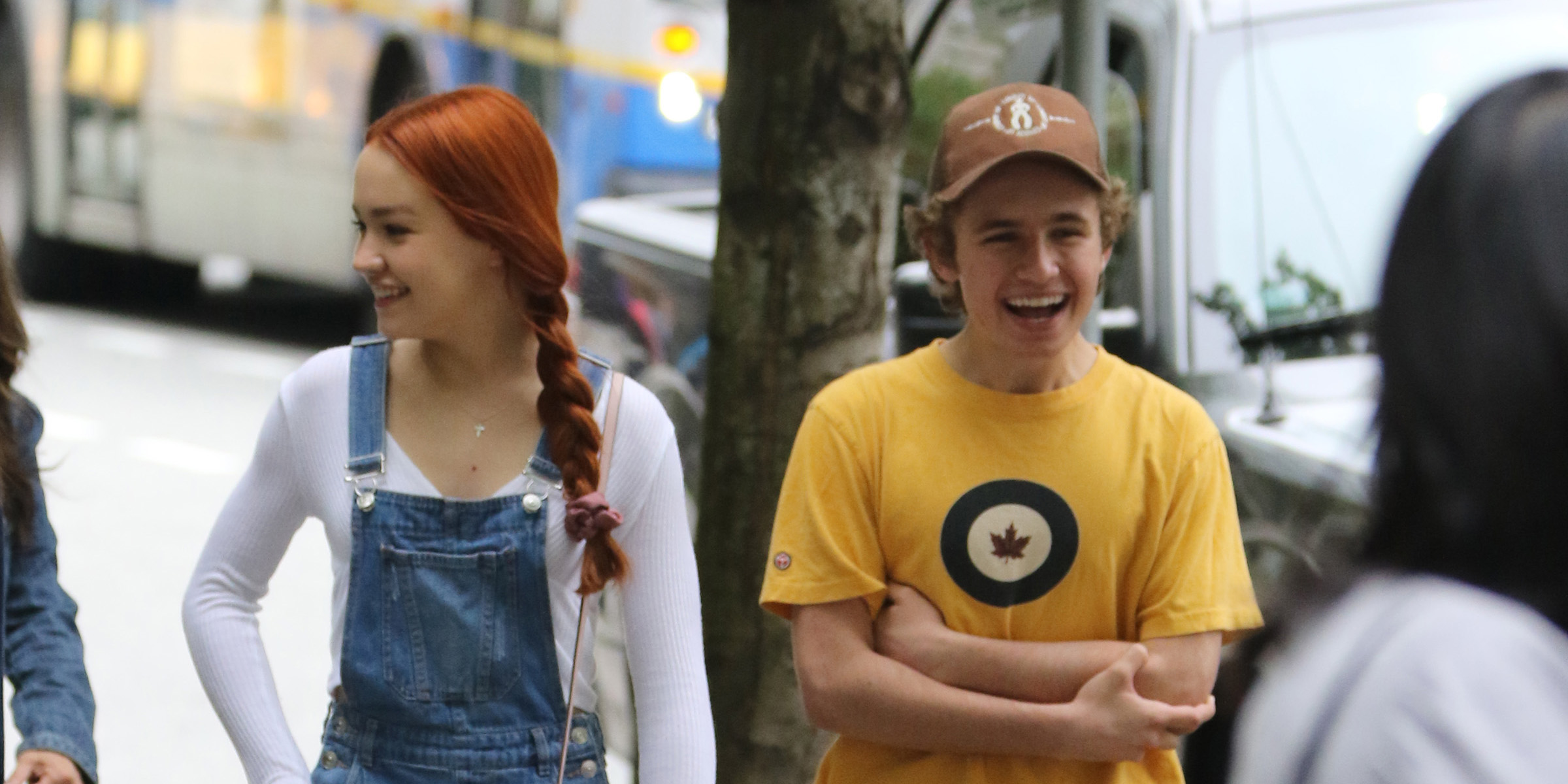 Disney's 'Kim Possible' stars spotted in Vancouver (PHOTOS)