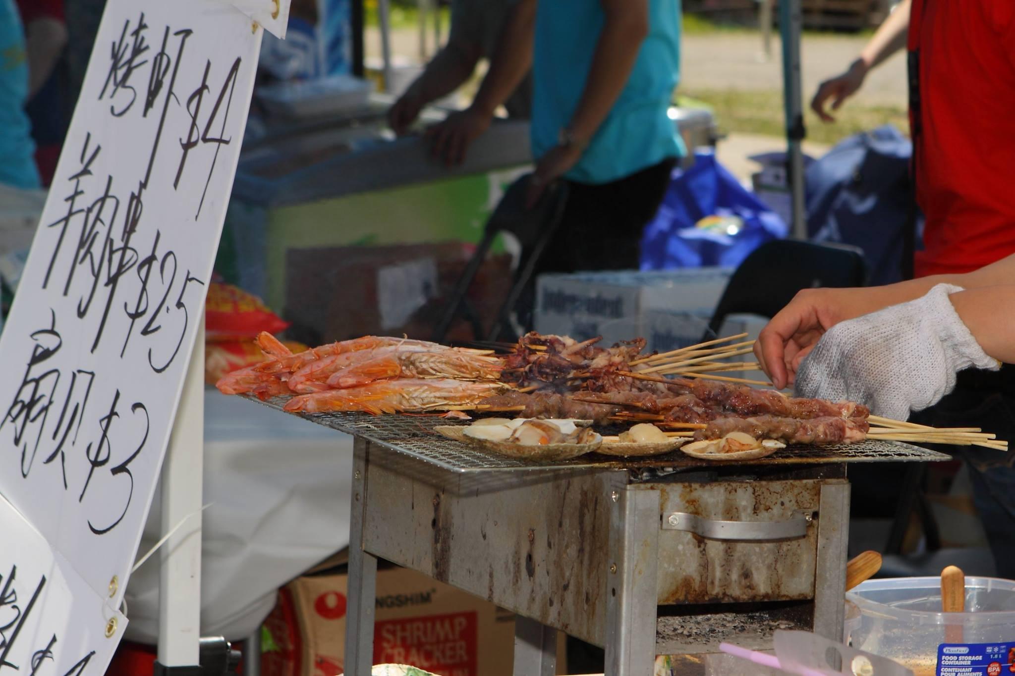 taste of asia street festival