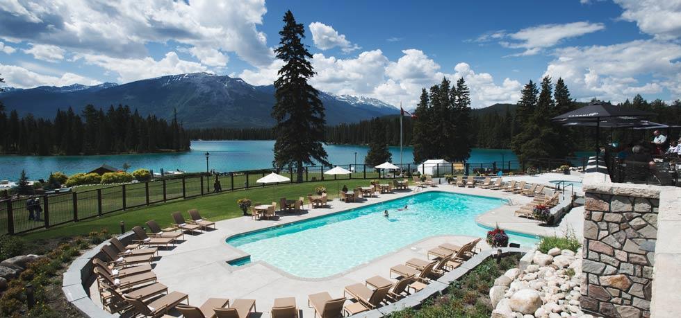 alberta resorts