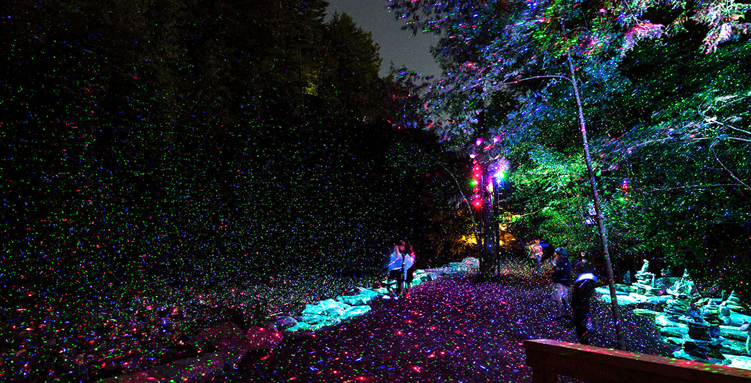 Vallea Lumina, Whistler's light-up night walk returns for 2019 (PHOTOS)