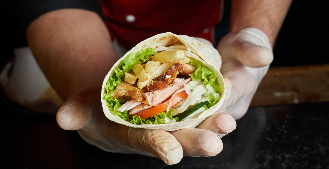 There's a Shawarma Festival happening in Toronto this weekend