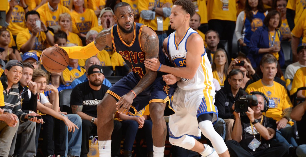 It's Golden State vs Cleveland in the NBA Finals for 4th straight year (SCHEDULE)