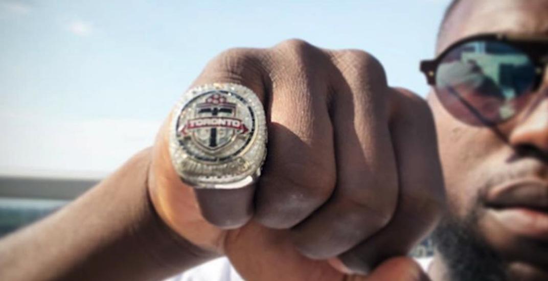 Check out Toronto FC's ballin' championship rings (PHOTOS)