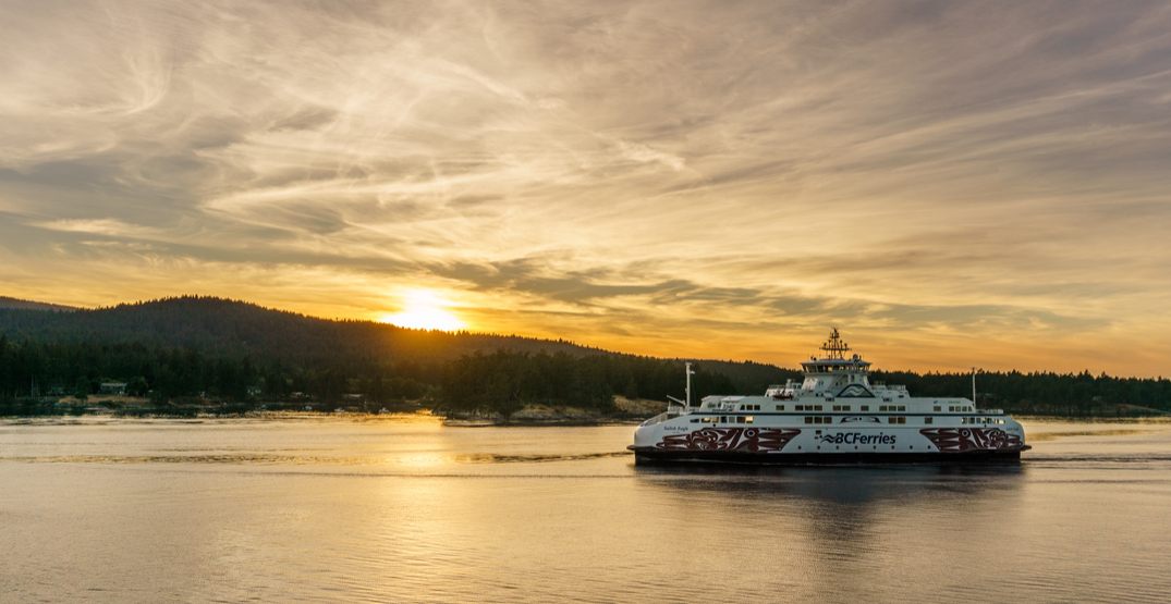 BC Ferries is offering summer discounts on some major route sailings